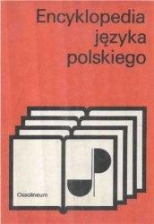 Книга Encyklopedia języka polskiego