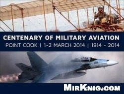 Книга Centenary of Military Aviation 1914-2014