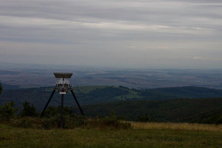 Боевые Треножники Охраняют Чешско-Словацкую границу
