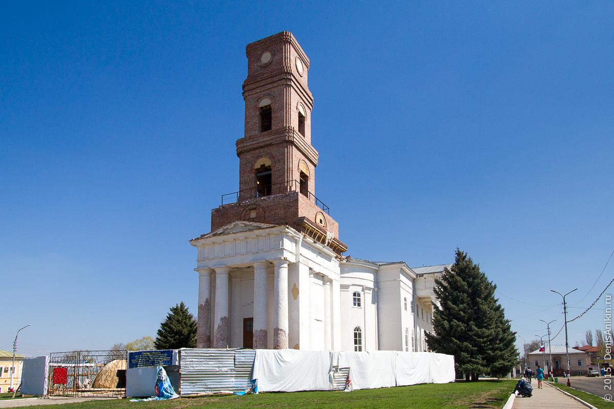 Церкви в Марксе 11