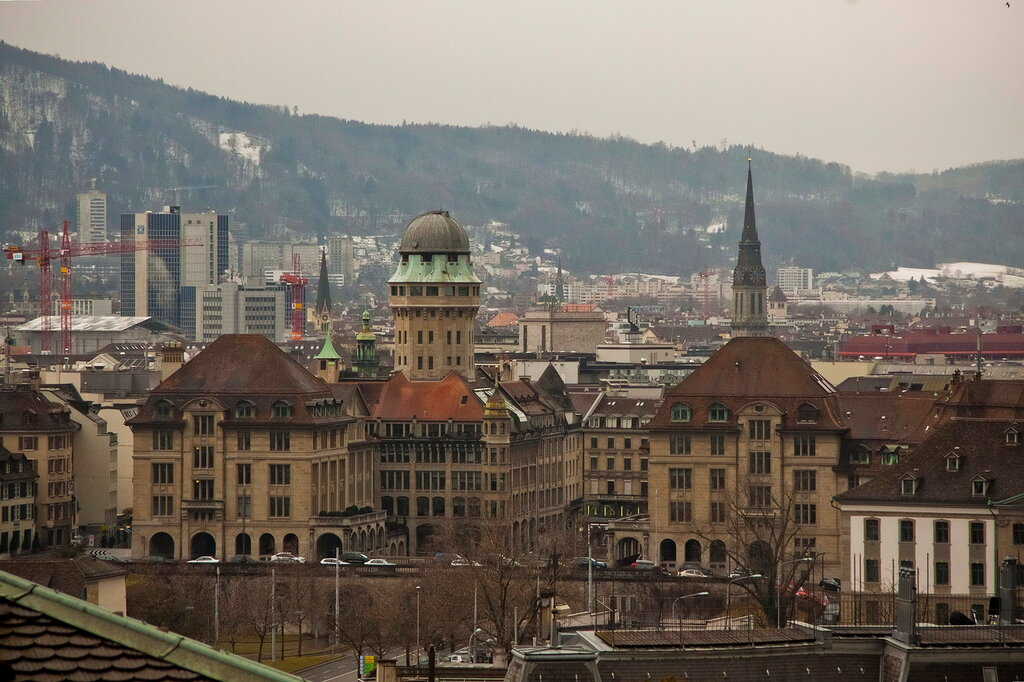 Цюрих, Щвейцария
