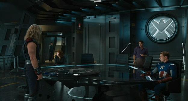 �������� / The Avengers (2012) DVDRip ���� � TS