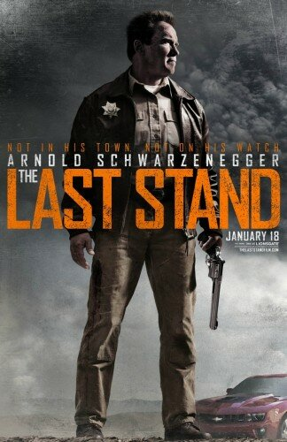 ����������� ����� / The Last Stand (2013) HDRip