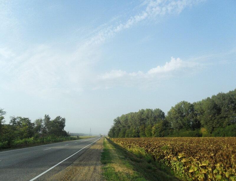 В дороге, 25 августа 2012, 08:46