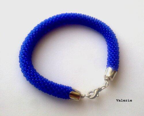 «браслет-жгут синий» на