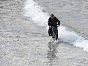 Велосёрфинг !!!