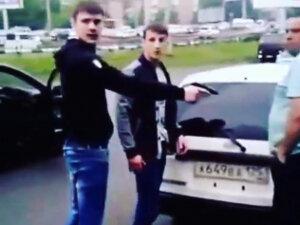 Во Владивостоке задержаны хулиганы, учинившие «разборку» в районе Столетия
