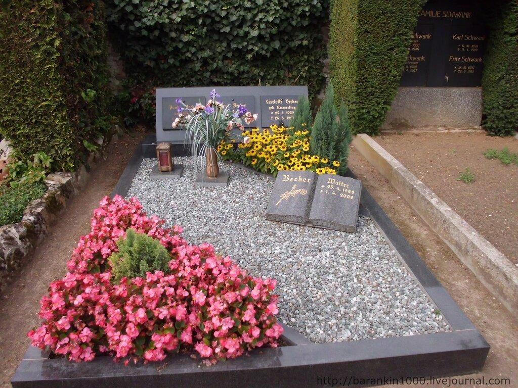 Украшение могилы