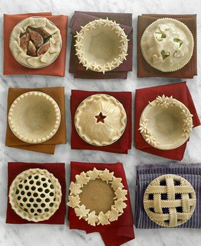 Украшения для пирогов своими руками 172