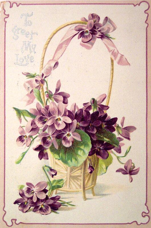 Картинки для декупажа цветы распечатать 6