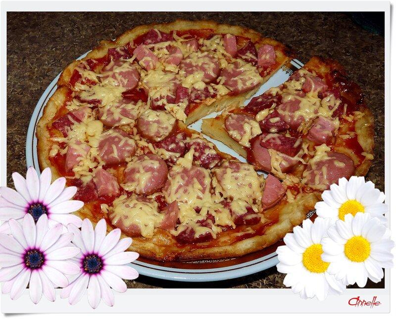 Пицца-пирог! Быстро!