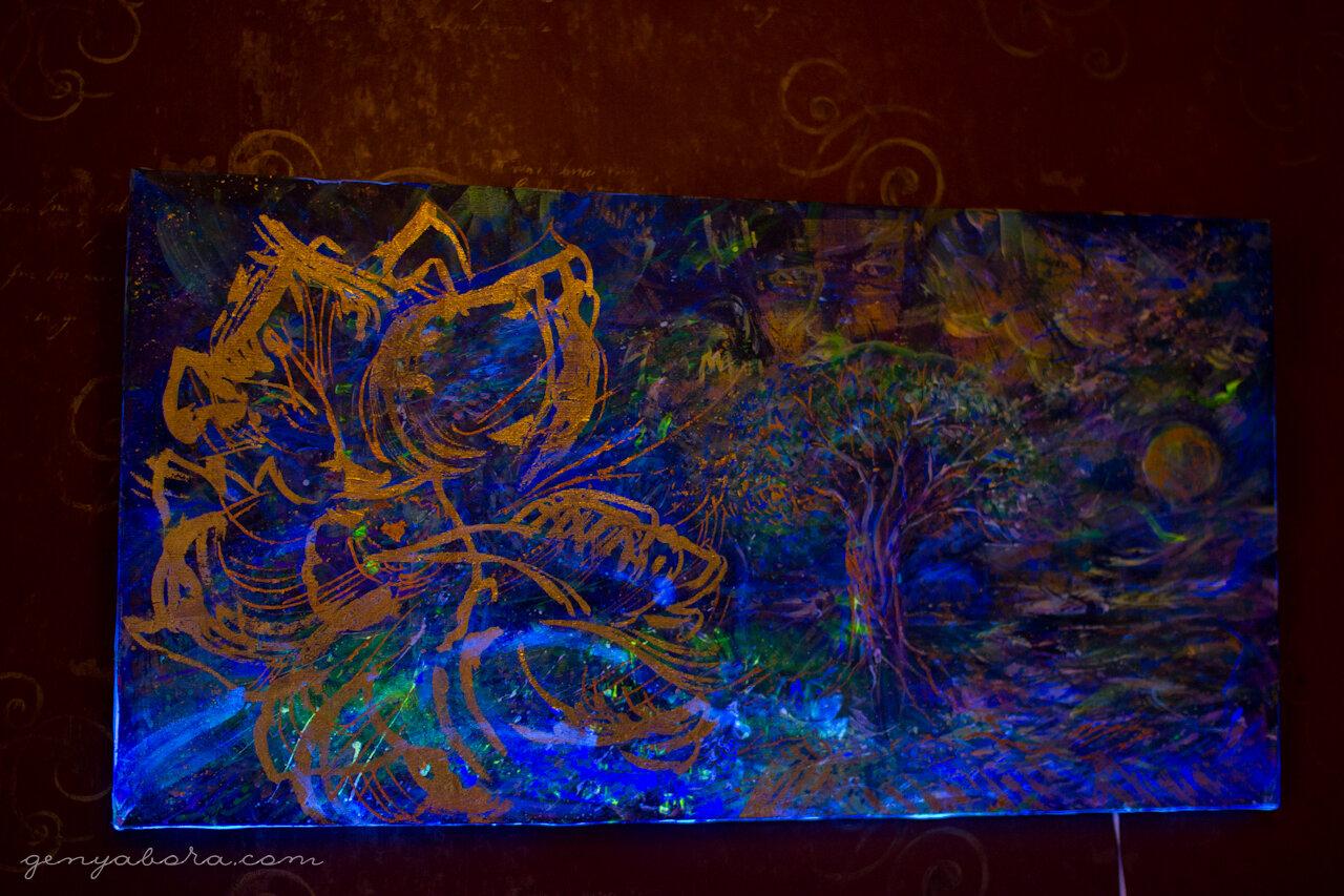 dc99ba7c778ee Продаются картины флуоресцентная 3-d живопись. Ростов -на- Дону ...