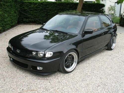 toyota corolla e11 tuning styling g6r club toyota. Black Bedroom Furniture Sets. Home Design Ideas
