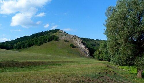 Гора Аркмакташ