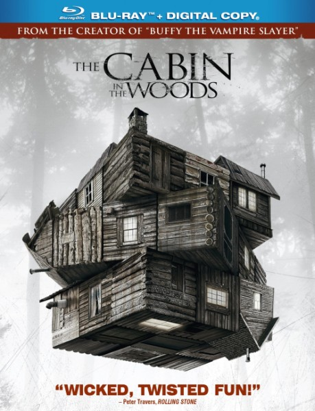Хижина в лесу / The Cabin in the Woods (2011) BDRip 1080p + 720p + DVD9 + DVD5 + HDRip / PROPER