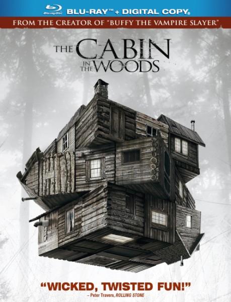 Хижина в лесу / The Cabin in the Woods (2011) BDRip 1080p + 720p + DVD9 + DVD5 + HDRip / PROPER