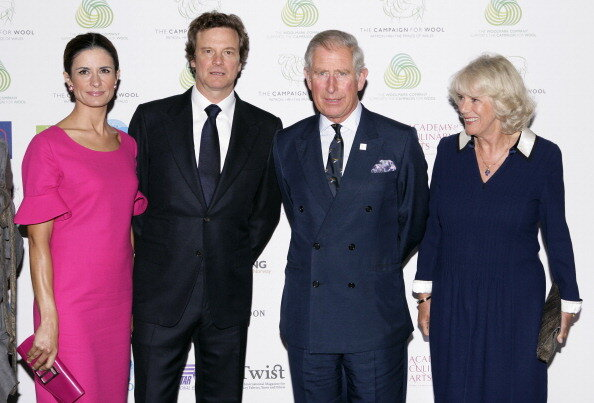 The Prince of Wales and The Duchess of Cornwall Open The Wool Modern Exhibition