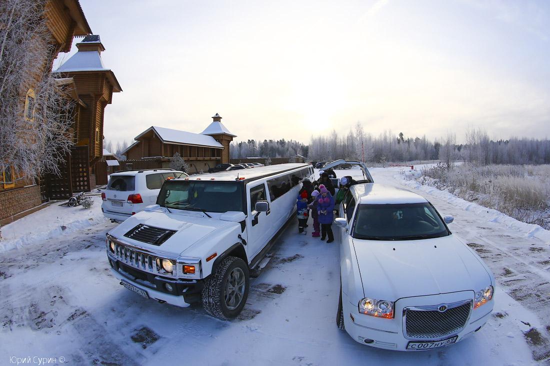 Лимузины, Тверь, TverLimo