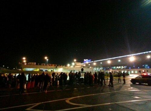 Сообщение о бомбе в аэропорту Кишинёва - оказалось ложным