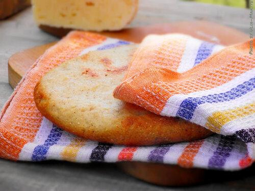 толстые лепешки из кукурузной муки рецепты с фото