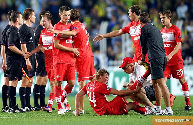Евгений Макеев: Если футболист остается на поле, какую-то помеху соперникам он создает