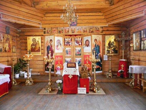 Храм в честь свм Георгия Победоносца