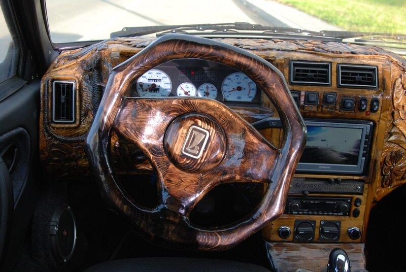 Тюнинг ВАЗ 21099 своими руками: салон, двигатель, кузов