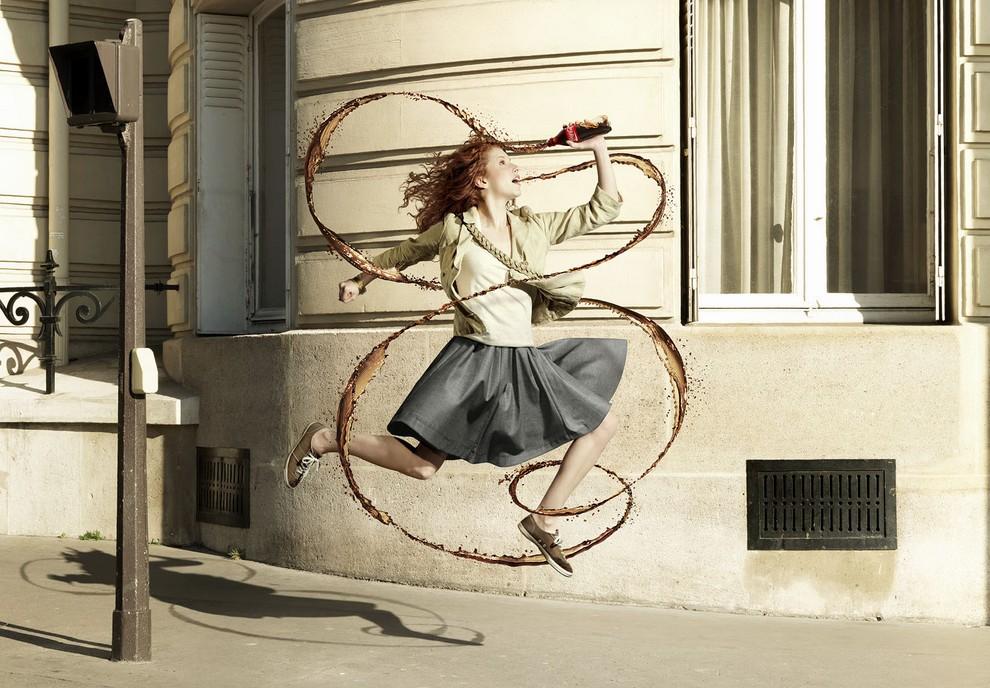 Фотоманипуляции by Romain Laurent