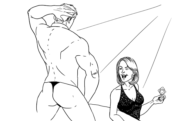стриптиз до гола мужчин  VideoLike
