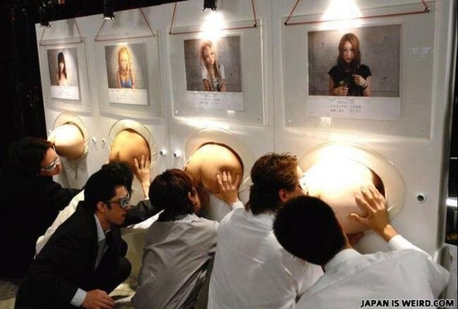 Запах женщины. Японский ремейк