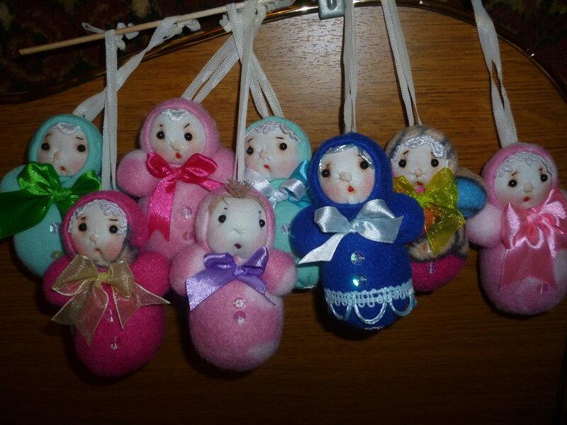 Елочные игрушки из яиц киндер сюрпризов своими руками