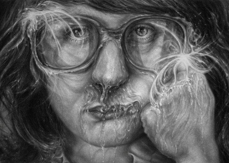 Реалистичные рисунки карандашом Kristy Griggs 13
