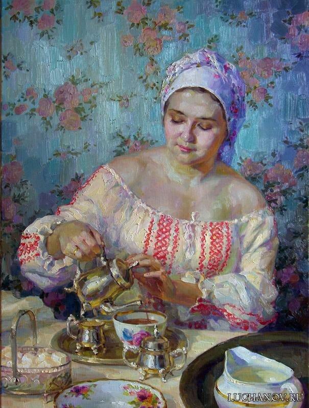Полина Лучанова. Теплые картины 3