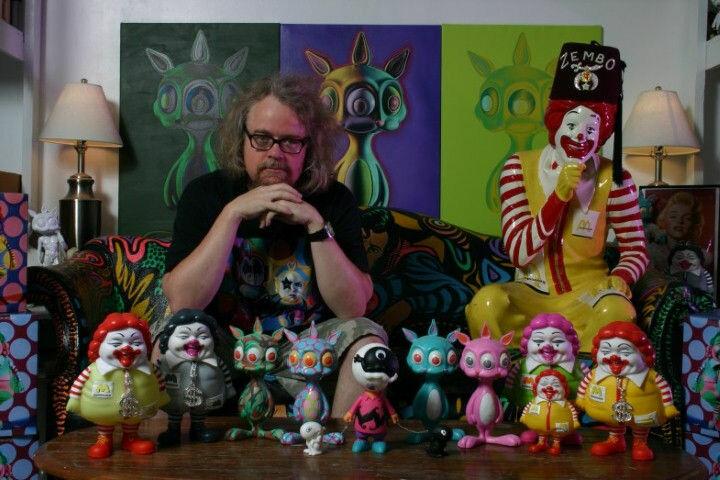 Ron English. Современный американский художник 25