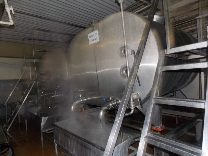 Торжокский молочный комбинат: Смесь на творог
