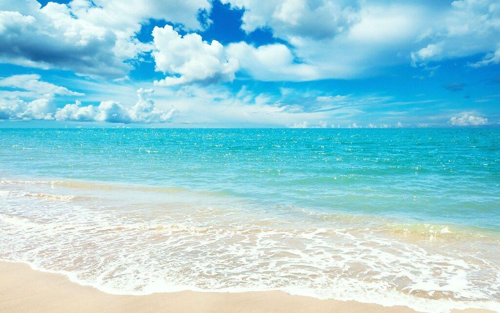 Sea, Sun, Beach