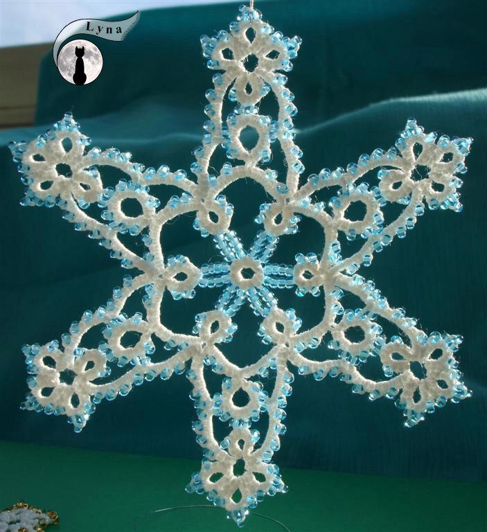 Нет в наличии.  Новый год 2013 ручной работы.  Ярмарка Мастеров - ручная работа Снежинки.  Handmade.