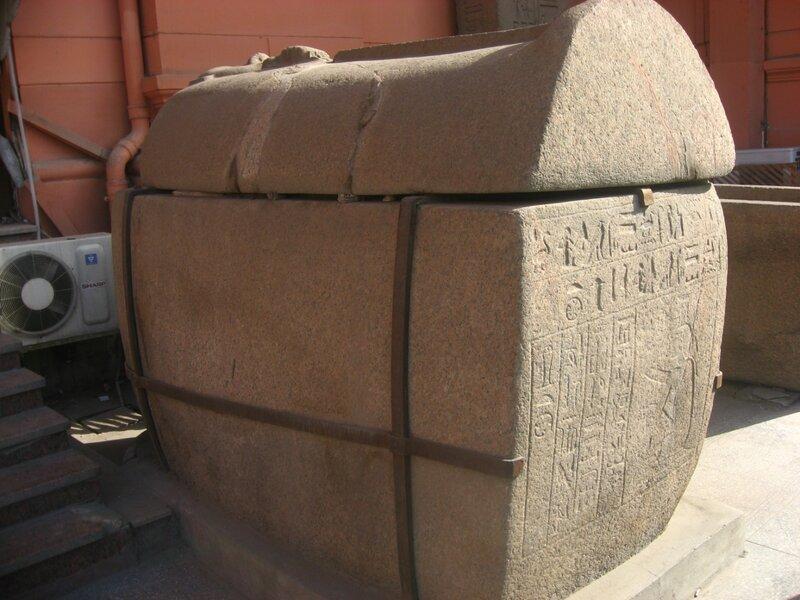 Египетский музей в Каире - большой музей древнего Египта - Руины, Музей - cairo, egypt