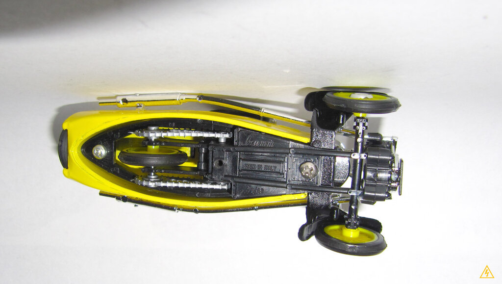 Morgan MX-4 SuperSport Brumm