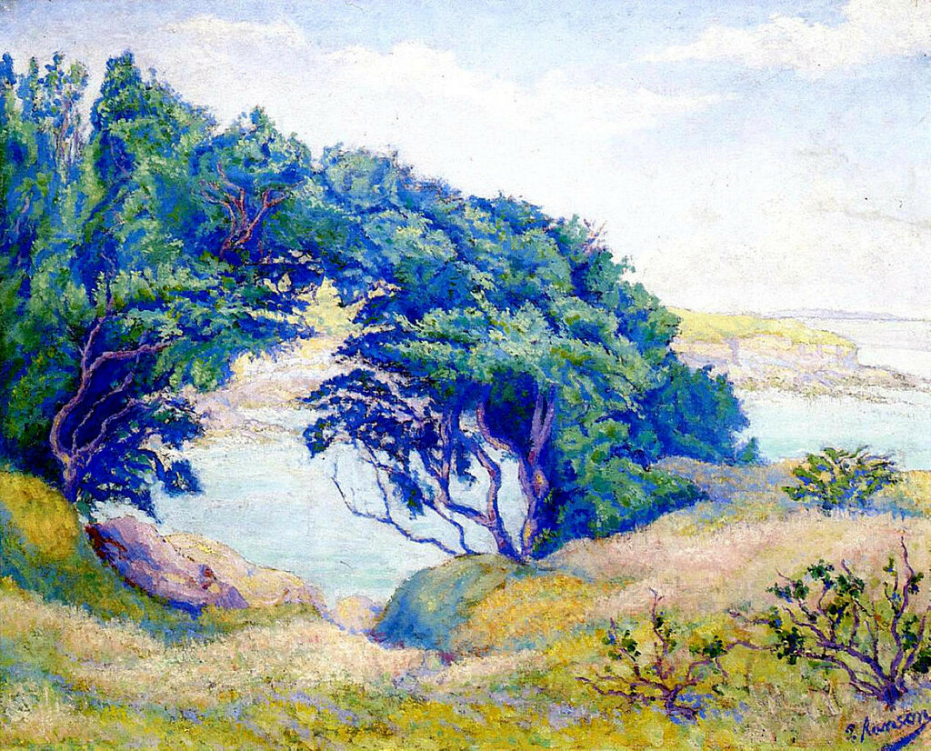 Paul Ranson - By the Sea, Brittany.jpeg
