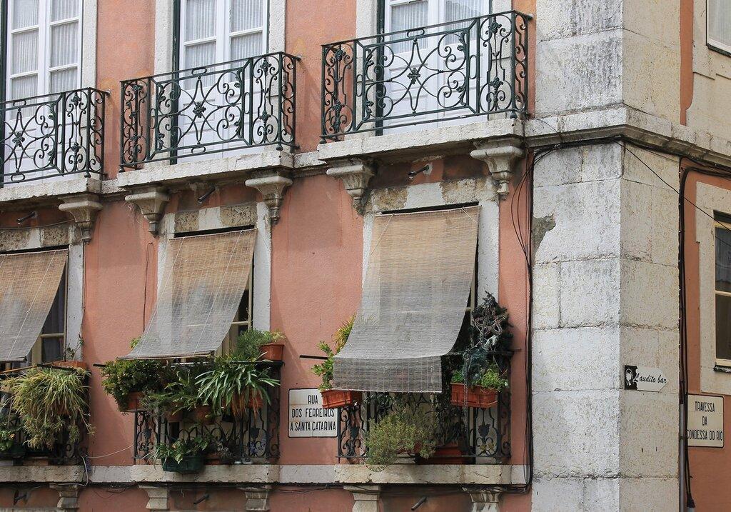 Лиссабон. район Бика (Bica)