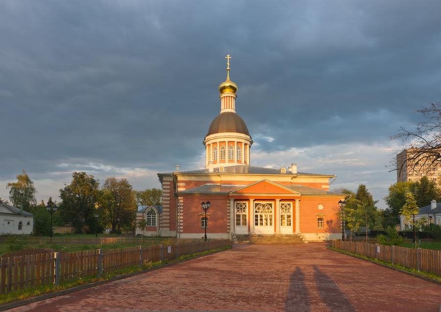 Старообрядческая церковь Рождества Христова Рогожской общины