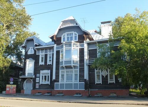 Музей деревянного зодчества Томска