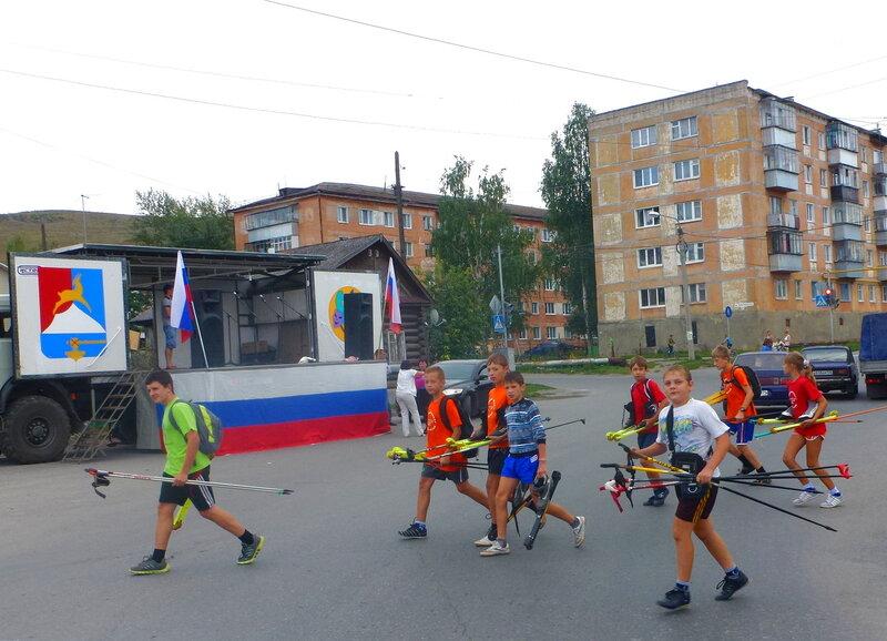город Усть-Катав: Усть-Катав городской праздник
