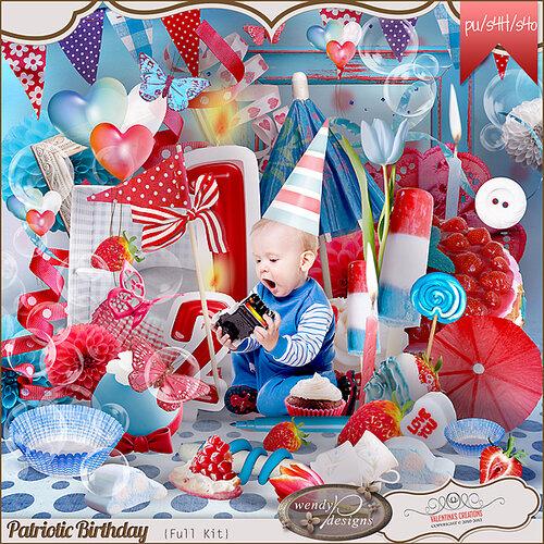 «Valentinas Creations_Patriotic Birthday»  0_8f7d4_6ab229f3_L