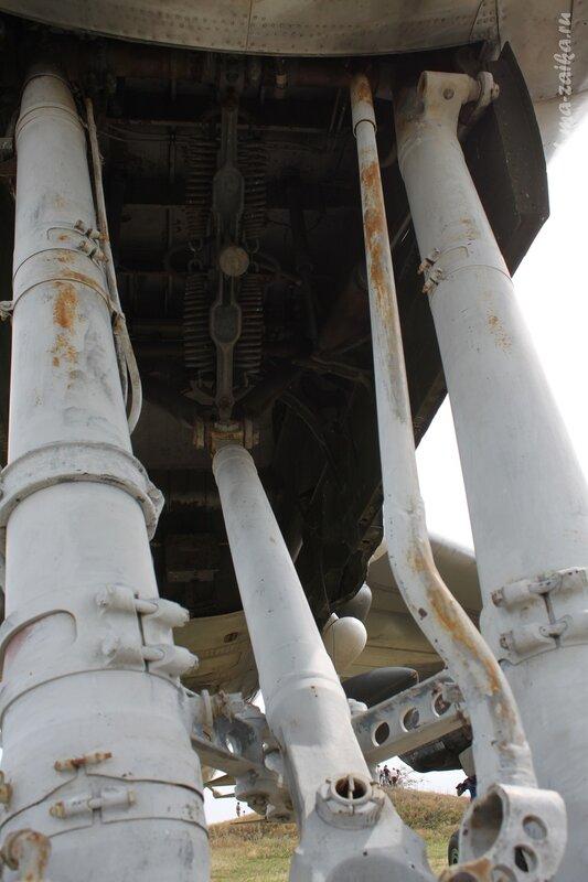 Музей дальней авиации, Энгельс, 12 августа 2012 года