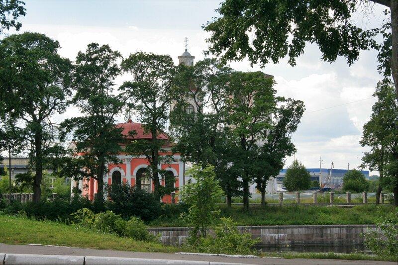 Благовещенский собор и Казанская часовня