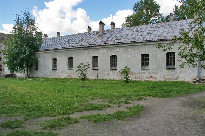 Крепость Орешек, Секретный дом (Старая тюрьма), Шлиссельбург