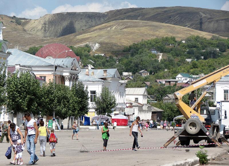 фото город вольск