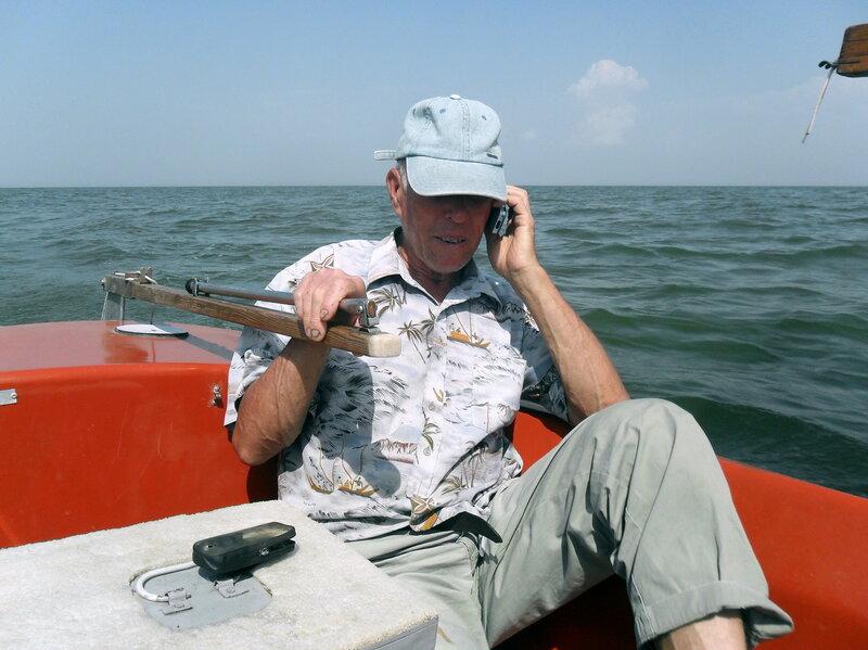 На яхте, август 2012